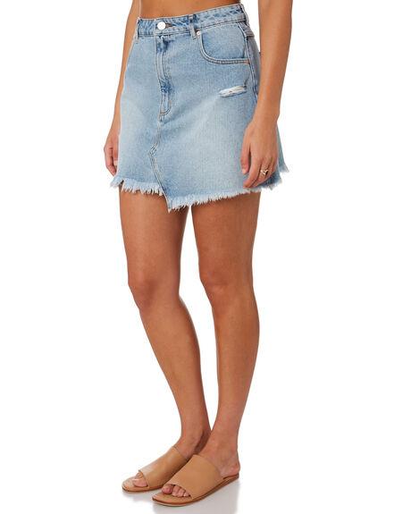 NANCY WOMENS CLOTHING ABRAND SKIRTS - 72034-2879