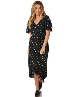 PRINT WOMENS CLOTHING SASS DRESSES - 12535DWSS4788