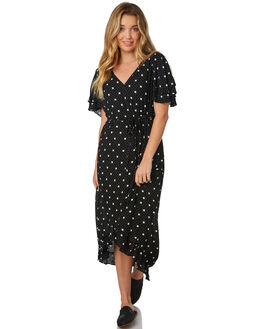 PRINT WOMENS CLOTHING SASS DRESSES - 12535DWSS4788