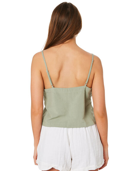 IVY WOMENS CLOTHING RHYTHM FASHION TOPS - OCT19W-WT10IVY