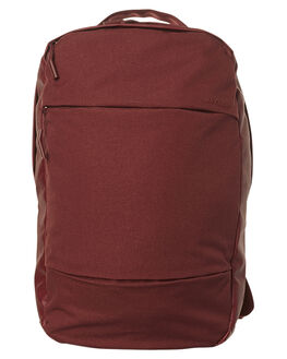 DEEP RED MENS ACCESSORIES INCASE BAGS - INCO100150DRD