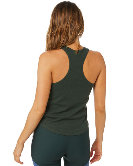 GREEN WOMENS CLOTHING THE UPSIDE ACTIVEWEAR - USW121038GRN