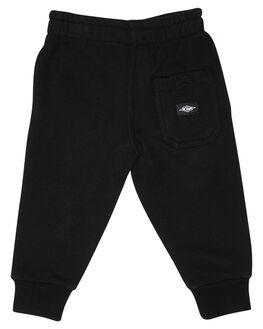 BLACK KIDS BOYS RIP CURL PANTS - OPAZZ30090