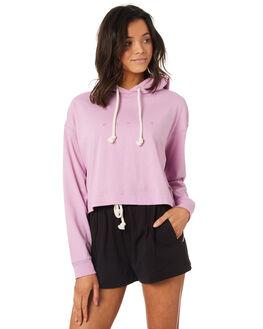 PURPLE PEONIE WOMENS CLOTHING BONDS JUMPERS - CVJUI-XRL
