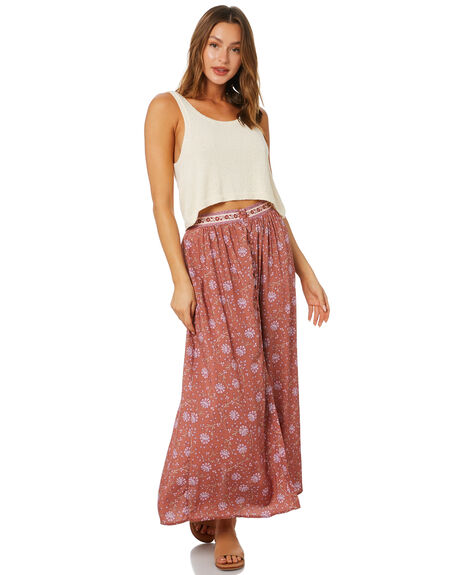 COPPER WOMENS CLOTHING TIGERLILY SKIRTS - T615274CPR