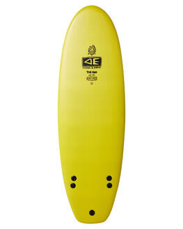 YELLOW BOARDSPORTS SURF OCEAN AND EARTH SOFTBOARDS - SBSO062GYEL