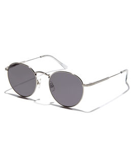 SILVER SMOKE UNISEX ADULTS CRAP SUNGLASSES - 162WA90GGBSILV