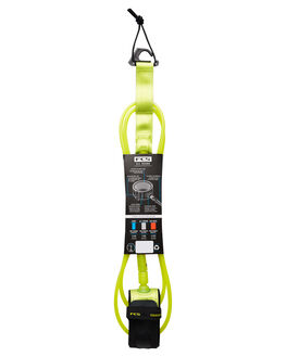 ACID BLACK BOARDSPORTS SURF FCS LEASHES - EARA-ACD-06FACI