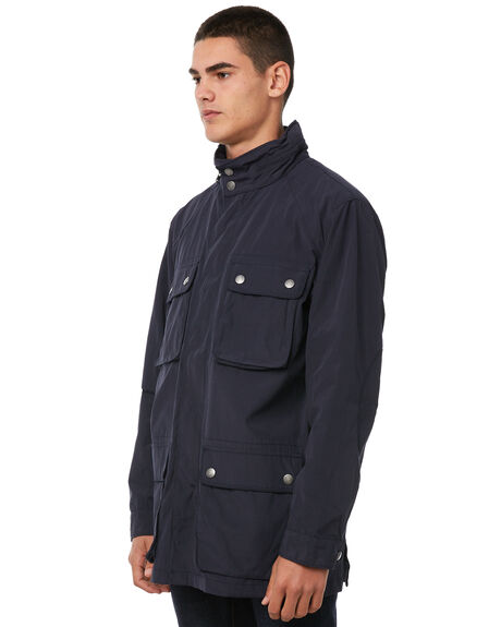 NAVY MENS CLOTHING ACADEMY BRAND JACKETS - 18W212NVY