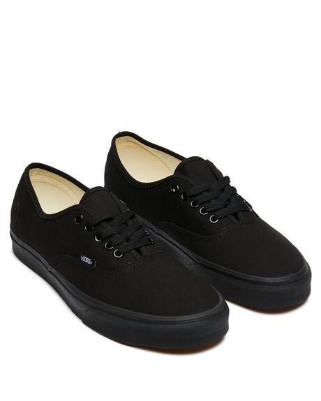 BLACK BLACK MENS FOOTWEAR VANS SNEAKERS - SSVN-0EE3BKAM