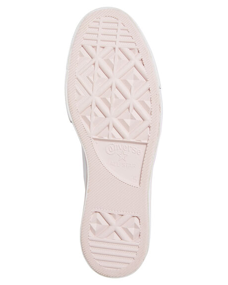 WHITE GRADIENT WOMENS FOOTWEAR CONVERSE SNEAKERS - 566355CWHT