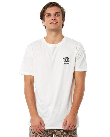WHITE MENS CLOTHING INSIGHT TEES - 5000000843WHT