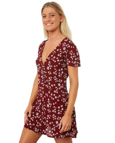 SPICE WOMENS CLOTHING RVCA DRESSES - R282760SPI