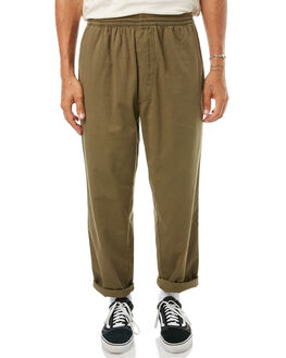 DUSTY OLIVE MENS CLOTHING POLAR SKATE CO. PANTS - PSCSURFDOLI