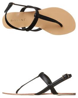 BLACK PEBBLE WOMENS FOOTWEAR BILLINI FASHION SANDALS - S454BLKPB