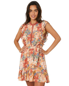 MULTI WOMENS CLOTHING MINKPINK DRESSES - MP1909451MULTI