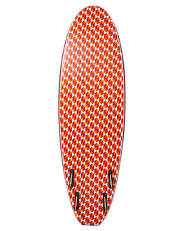 STOUT MAROON BOARDSPORTS SURF CATCH SURF SOFTBOARDS - ODY60Q-BMMRN