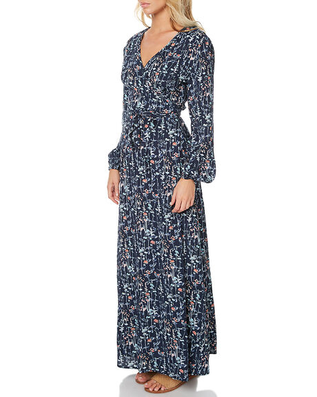 FLORAL WOMENS CLOTHING SWELL DRESSES - S8172450FLOR