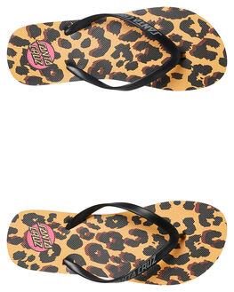 PRIMAL WOMENS FOOTWEAR SANTA CRUZ THONGS - SC-WYD8706PRML