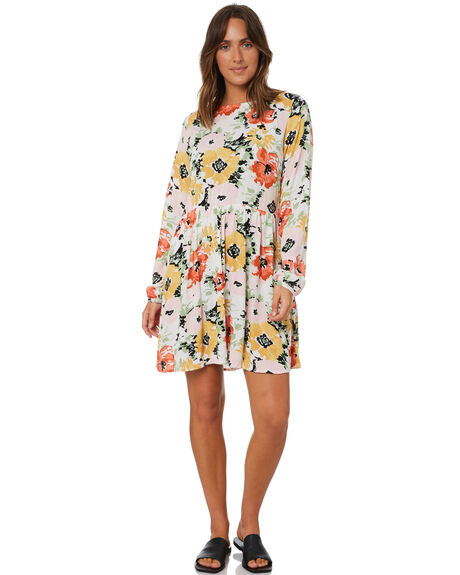 STAR WHITE WOMENS CLOTHING VOLCOM DRESSES - B1312114SWH