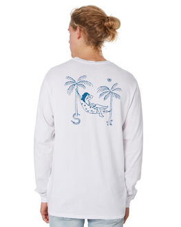 WHITE MENS CLOTHING SWELL TEES - S52011106WHITE