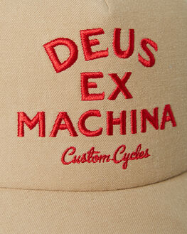 SAFARI MENS ACCESSORIES DEUS EX MACHINA HEADWEAR - DMP97770SAF