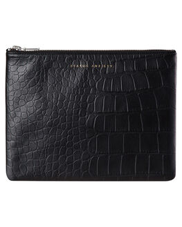 BLACK CROC WOMENS ACCESSORIES STATUS ANXIETY PURSES + WALLETS - SA1281BCE