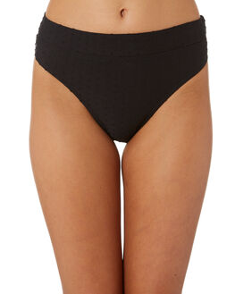BLACK WOMENS SWIMWEAR NINE ISLANDS BIKINI BOTTOMS - M8184348BLACK