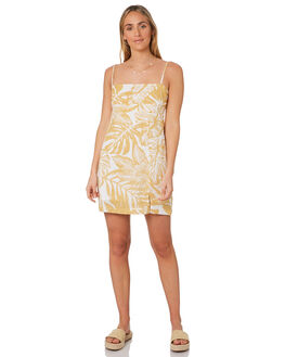 PRINT WOMENS CLOTHING NUDE LUCY DRESSES - NU23748PINNT