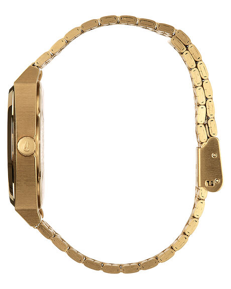 GOLD  WHITE WOMENS ACCESSORIES NIXON WATCHES - A045508