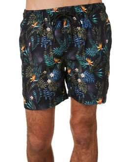 TROPICAL COMBO MENS CLOTHING ACADEMY BRAND BOARDSHORTS - 20S737TROP