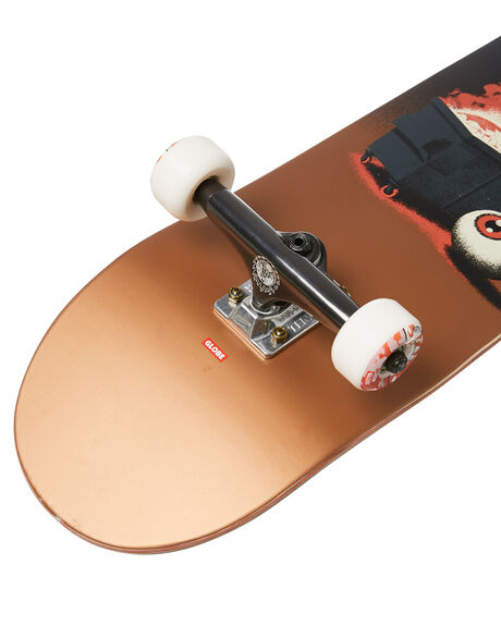 DUMPSTER FIRE BOARDSPORTS SKATE GLOBE COMPLETES - 10525382DFIRE
