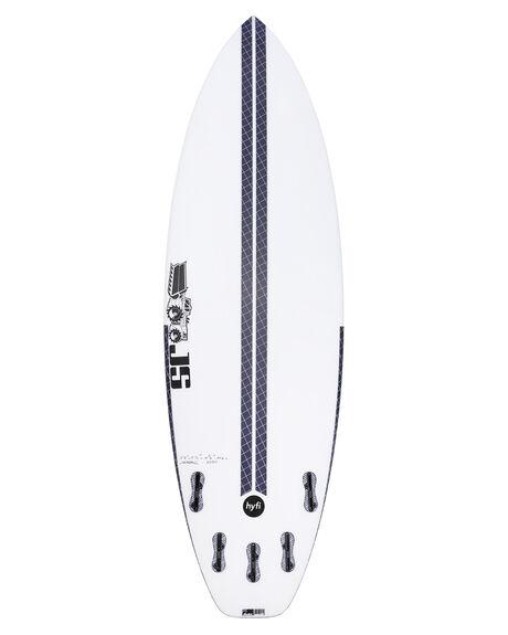 CLEAR BOARDSPORTS SURF JS INDUSTRIES SURFBOARDS - JSHFBBCLR