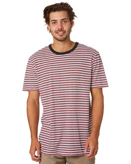 OFF WHITE RED MENS CLOTHING STACEY TEES - STTUNIONOWHRD