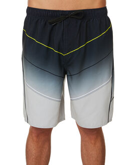 BLACK MENS CLOTHING RIP CURL BOARDSHORTS - CBOTR10090