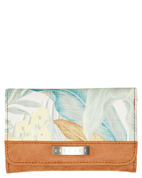 WHITE WOMENS ACCESSORIES RIP CURL PURSES + WALLETS - LWUIW11000