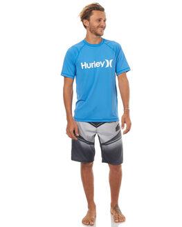 LIGHT PHOTO BLUE SURF RASHVESTS HURLEY MENS - MRG00011704EC