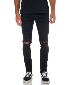 CUT HAZE MENS CLOTHING CHEAP MONDAY JEANS - 0514206CUTHZ