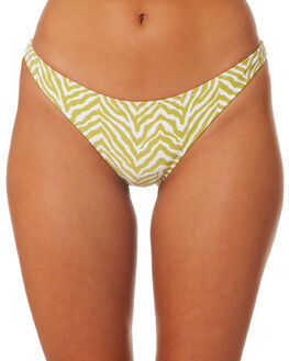 PLANTAIN WOMENS SWIMWEAR RHYTHM BIKINI BOTTOMS - OCT18W-SW18PLA