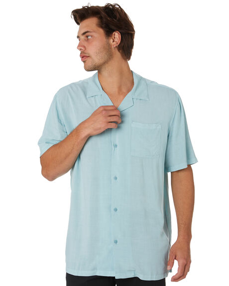 PIGMENT TURQUOISE OUTLET MENS NO NEWS SHIRTS - N5201166PIGTQ