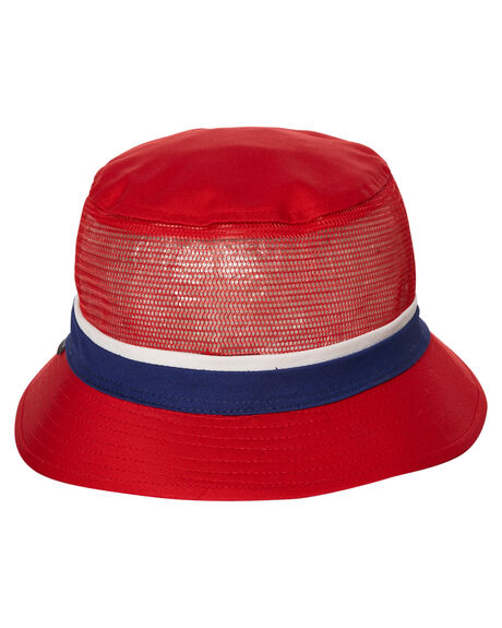 RED NAVY OUTLET MENS BRIXTON HEADWEAR - 00852RDNV