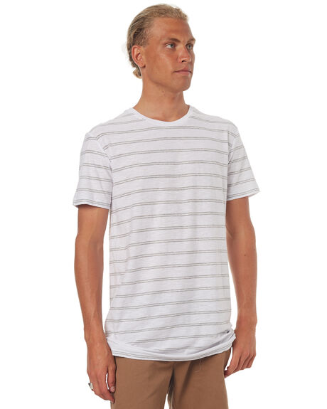 GREY MARLE OUTLET MENS RUSTY TEES - TTM1815GMA