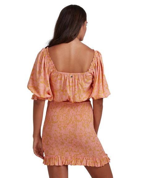 CORAL WOMENS CLOTHING BILLABONG DRESSES - BB-6517484-COR