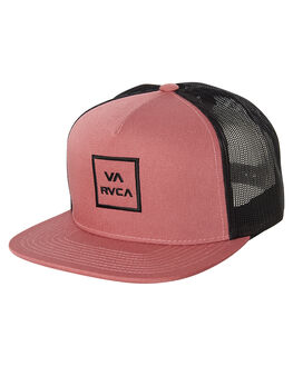 GLAZED GINGE MENS ACCESSORIES RVCA HEADWEAR - R133569AKGLZG