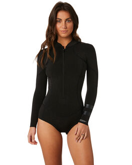 BLACK BOARDSPORTS SURF HURLEY WOMENS - 940821010 ... b5ef7838a