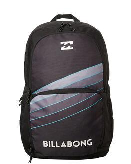 BLACK MENS ACCESSORIES BILLABONG BAGS - 9671006BLK