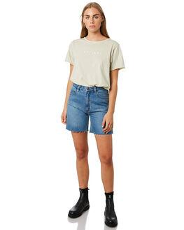 PEYOTE WOMENS CLOTHING THRILLS TEES - WTR9-100KPPEY