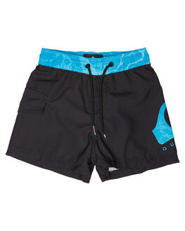 BLACK KIDS TODDLER BOYS QUIKSILVER SHORTS - EQKJV03040KVJ6