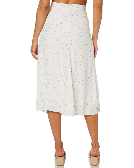 SPRING FLOWERS WOMENS CLOTHING CHARLIE HOLIDAY SKIRTS - GSW8005SPRF