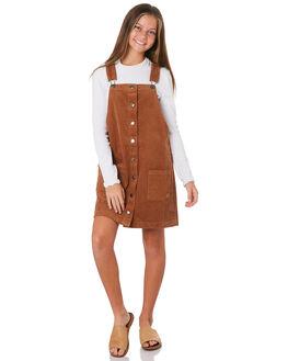 CINNAMON KIDS GIRLS RIDERS BY LEE DRESSES + PLAYSUITS - R-80124T-225